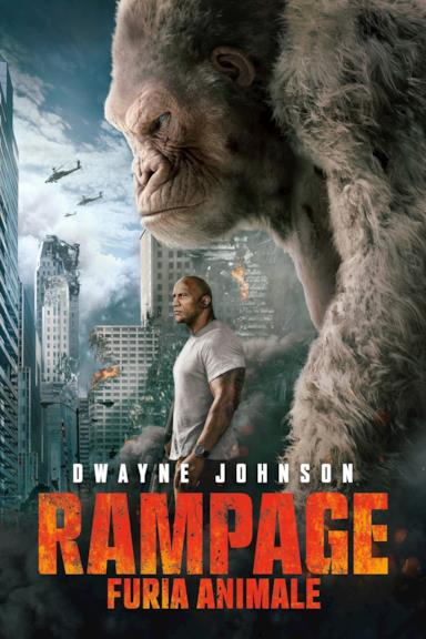 Poster Rampage - Furia animale