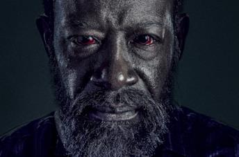 Morgan Jones in versione zombie in Fear The Walking Dead