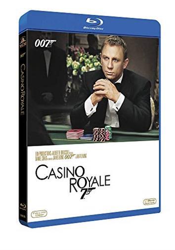 Cofanetto Blu-ray di Casino Royale