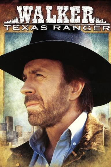 Poster Walker, Texas Ranger