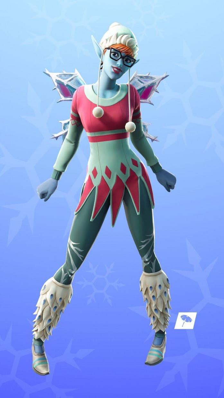 Nuovi costumi invernali in arrivo su Fortnite