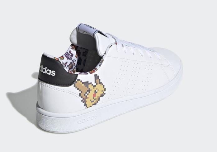 La sneaker Adidas x Pokémon: retro