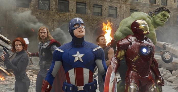 The Avengers: 10 anni fa la presentazione del cast al Comic-Con