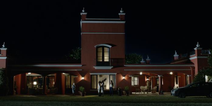 La villa La Quietud