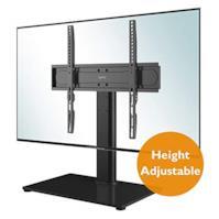 1home Universale Piedistallo Stand Supporto TV da Mobile per Schermo 32-55 Pollici LCD/LED/Plasma