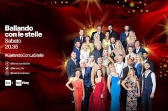 Il cast di concorrenti di Ballando con le stelle 2020