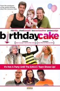 Poster Birthday Cake