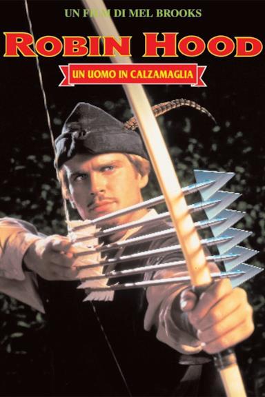 Poster Robin Hood - Un uomo in calzamaglia