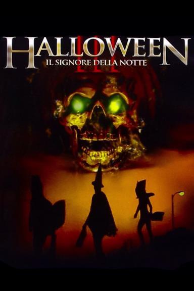 Poster Halloween III - Il signore della notte