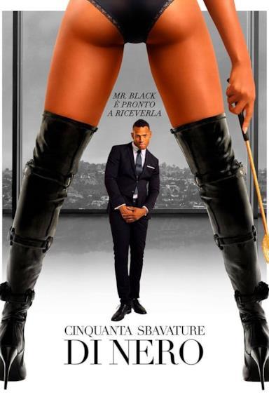 Poster Cinquanta sbavature di nero