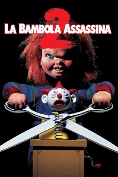Poster La bambola assassina 2
