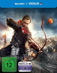 The Great Wall: Limited Steelbook