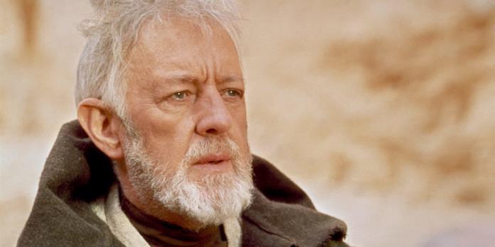 Obi-Wan Kenobi anziano
