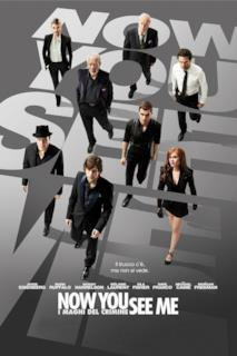 Poster Now You See Me - I maghi del crimine