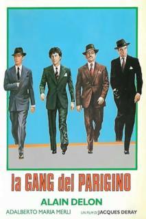 Poster La gang del parigino