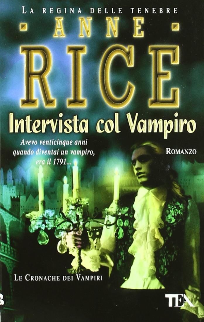 Intervista col vampiro libro