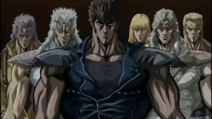 Kenshiro new movies