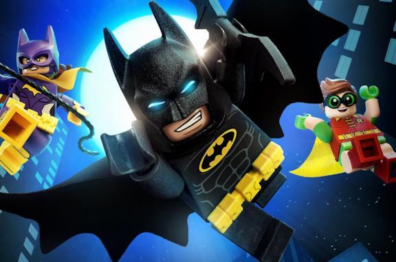 LEGO Batman: personaggi e doppiatori (anche italiani) del film