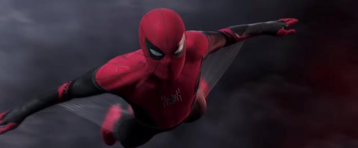 La nuova Stark Suit nel trailer di Spider-Man: Far From Home