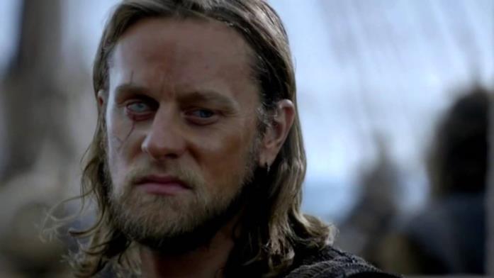 Black Sails il capitano Low
