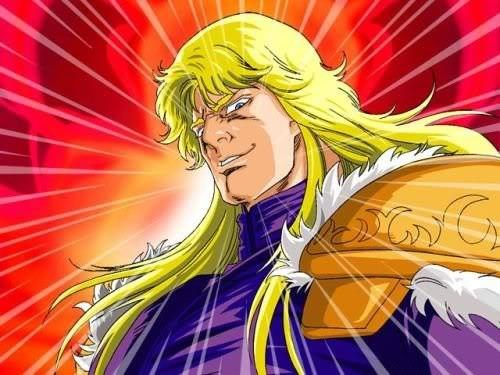 Shin ken il guerriero
