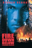 Poster Fire Down Below - L'inferno sepolto