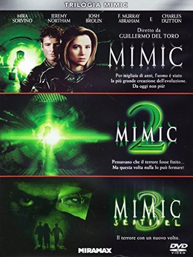 Mimic Trilogia (Box 3 Dv)
