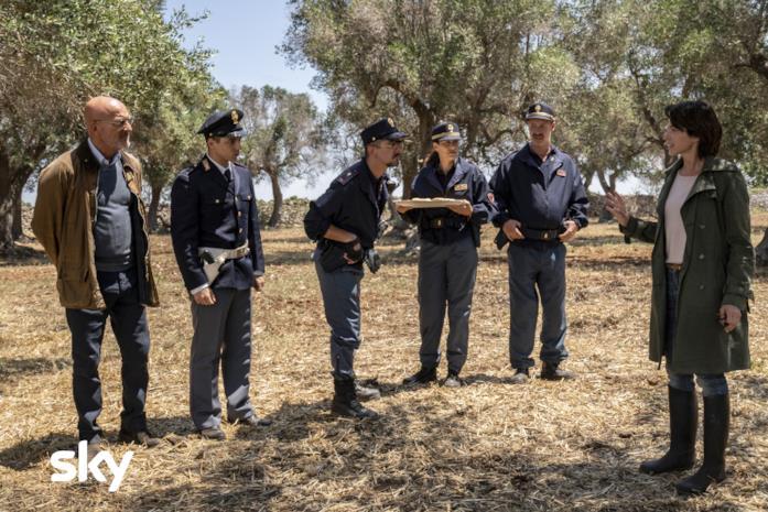 I poliziotti di Apulia stanno organizzando un piano
