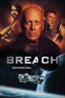 Poster Breach - Incubo nello spazio