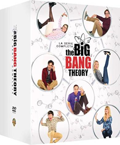 Cofanetto DVD di The Big Bang Theory - Stagioni 1-12