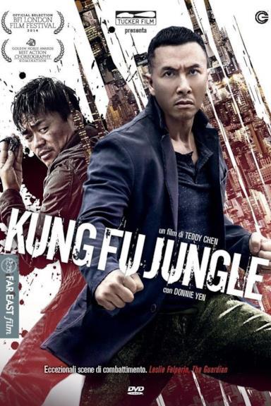 Poster Kung Fu Jungle