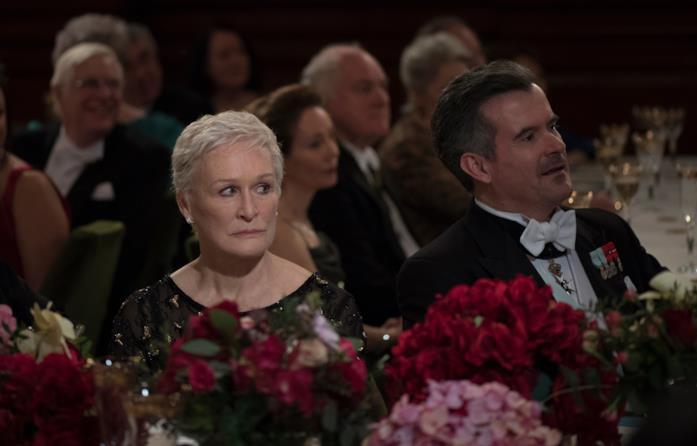 Glenn Close in The Wife