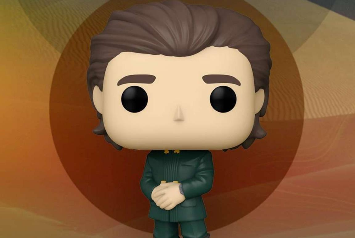 Paul Atreides in versione Funko Pop!