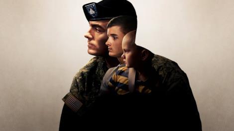 Padre soldato figlio