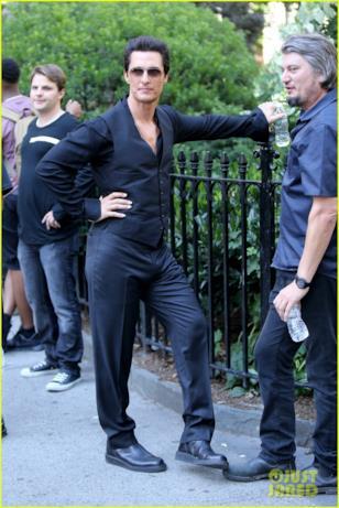 Matthew McConaughey è l'Uomo in Nero