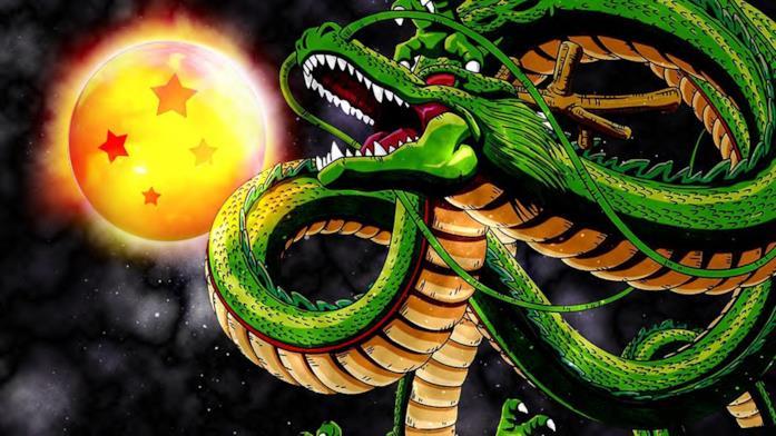 Bastano sette sfere per evocare il leggendario Drago Shenron