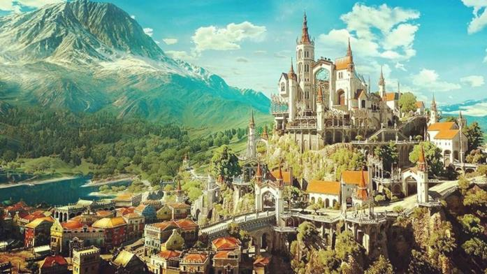 Il regno di Toussaint in The Witcher 3 Blood and Wine