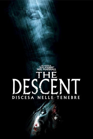 Poster The Descent - Discesa nelle tenebre