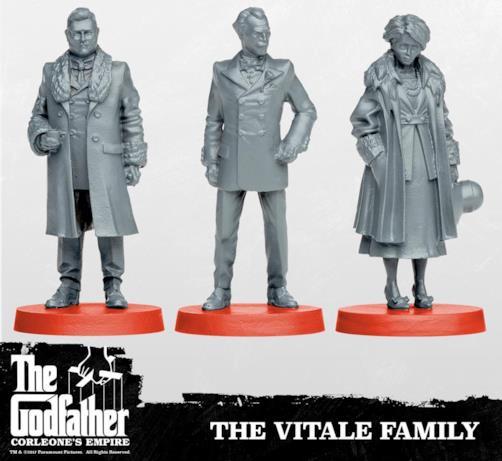 La famiglia Vitale al completo