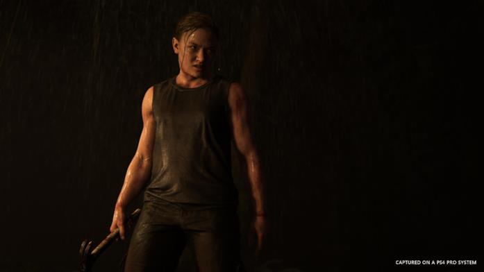 Un fotogramma dal secondo trailer di The Last of Us: Part II