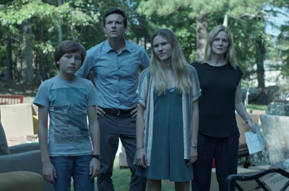 Il cast di Ozark