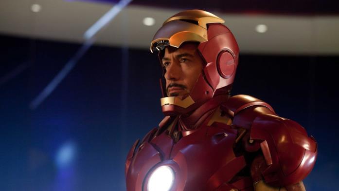 Robert Downey Jr. Tony Stark Iron Man 2