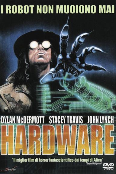 Poster Hardware - Metallo letale