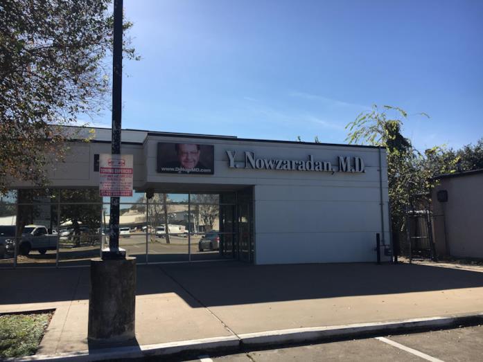 La clinica del dottor Nowzaradan