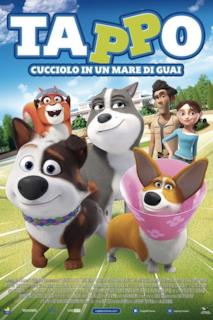 Poster Tappo - Cucciolo in un mare di guai