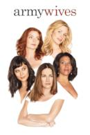 Poster Army Wives