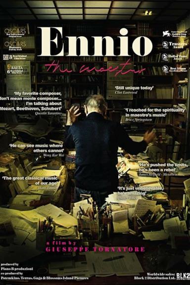 Poster Ennio