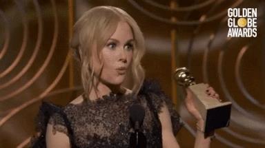 Nicole Kidman vince un Golden Globes