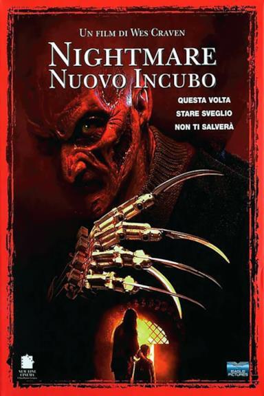 Poster Nightmare - Nuovo incubo