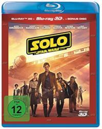 Solo - A Star Wars Story  (+ Blu-ray 2D) (+ Bonus-Blu-ray)